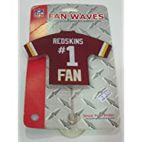 Washington Redskins Jersey Fan Wave