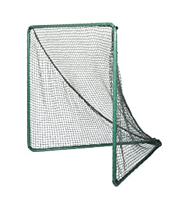 The Green Goal - Lacrosse goal with 5 MM net by FoldFast