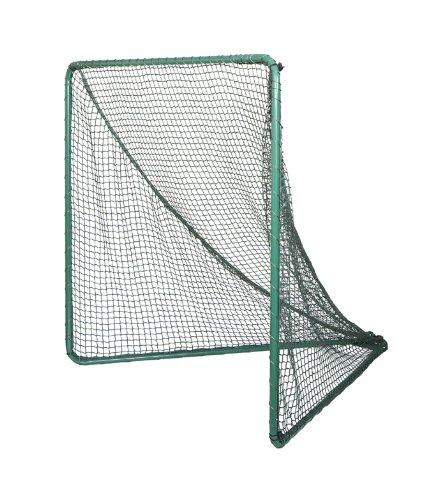 Sport Gloves Bronze Morph Ft: The Green Goal Lacrosse Goal With 5 MM Net
