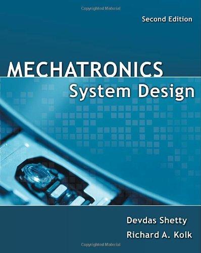 Mechatronics System Design 2nd Edition Pdf
