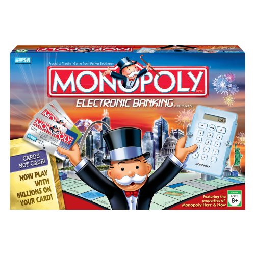Monopoly Electronic Banking Edition:   Monopoly Electronic Banking Edition, Christmas