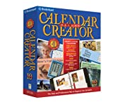 Product B000G7HUCI - Product title Calendar Creator Deluxe 10  [OLD VERSION]