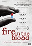 Fire in the Blood [ NON-USA FORMAT, PAL, Reg.2 Import - United Kingdom ]