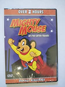 Mighty Mouse and Other Cartoon Treasures