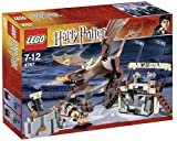 LEGO Harry and the Hungarian Horntail