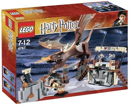 harry potter castle lego. LEGO Harry and the Hungarian