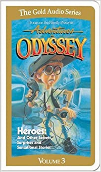 Adventures In Odyssey Heroes Gold Audio Series 3 A K