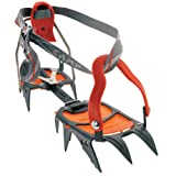 Camp C12 crampon Semi-Automatic grey/red crampon