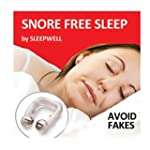 STOP SNORING DEVICE- MAGNETIC NOSE CL...