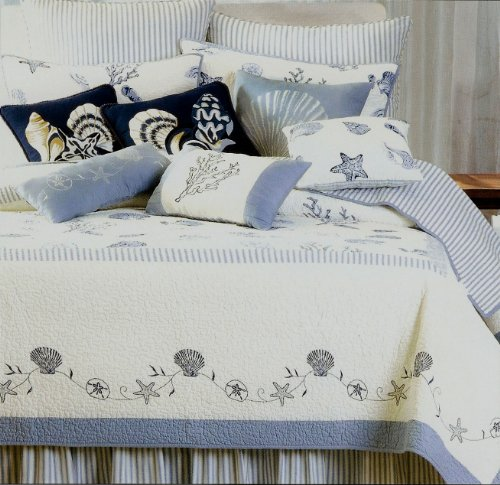 Twin Nautical Bedding 5099 front