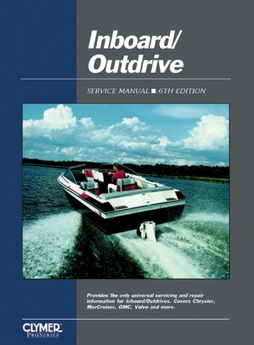 Inboard/Outdrive Service (Inboard/Outdrive Service Manual) front-520446