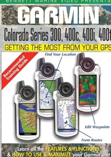 Garmin Getting the Most From Your GPS: Colorado