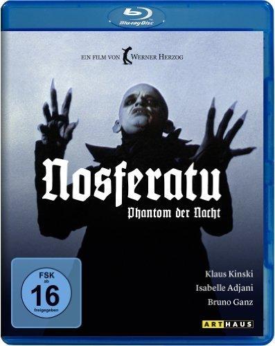 Nosferatu, vampiro de la noche / Nosferatu the Vampyre (1922) ( Nosferatu: Phantom der Nacht ) [ Origen Alemán, Ningun Idioma Espanol ] (Blu-Ray)