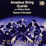 The Amadeus Quartet, with William Ple...