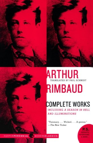 Free download audio books in mp3 Arthur Rimbaud - Complete Works 9780061561771 (English Edition) CHM ePub