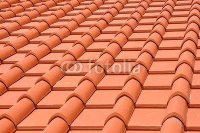 leinwand-bild-60-x-40-cm-neues-dach-dachziegel-tonziegel-bild-auf-leinwand