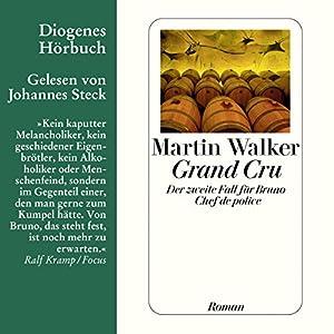 Grand Cru (Bruno Courrèges 2) Hörbuch