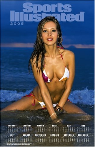 Sports Illustrated Swimsuit Poster 2005 Calendar: Petra Nemcova