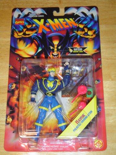 X-men Invasion Series Havok Action Figure - 1