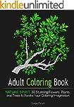 Adult Coloring Book: Nature Spirit: 3...