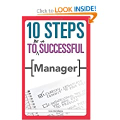 10 Steps to Be A Successful Manager (10 Steps) (9781562864750)