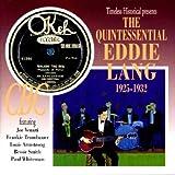 Quintessential Eddie Lang 1925-32