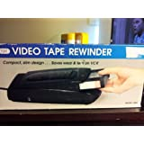 Tozai 520 Video Cassette Rewinder, Auto Stop and Soft Eject
