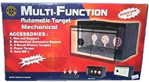 Multi Function Air Soft Automatic Bb Shooting Target Mechanical from Brand new