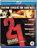 21 Grams [Blu-ray] [Import anglais]
