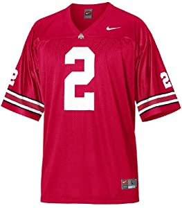 Ohio State Buckeyes Youth #2 Home Replica Football Jersey By Nike by Nike