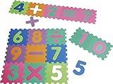 Playshoes 308745�-�Puzzle N�meros con Rech enzeich, 16�piezas)
