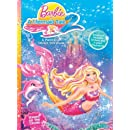 Barbie in A Mermaid Tale 2 (Panorama Sticker Storybook)