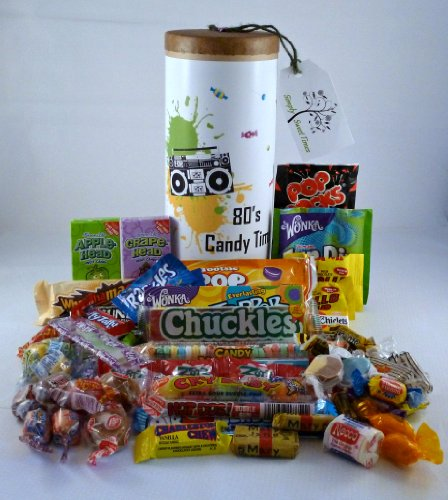 80's Candy Time Capsule