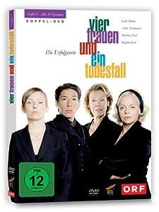 Vier Frauen und ein Todesfall - Staffel 1 [2 DVDs]