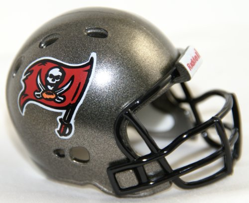 TAMPA BAY BUCCANEERS NFL Riddell Revolution POCKET PRO Mini Football Helmet at Amazon.com