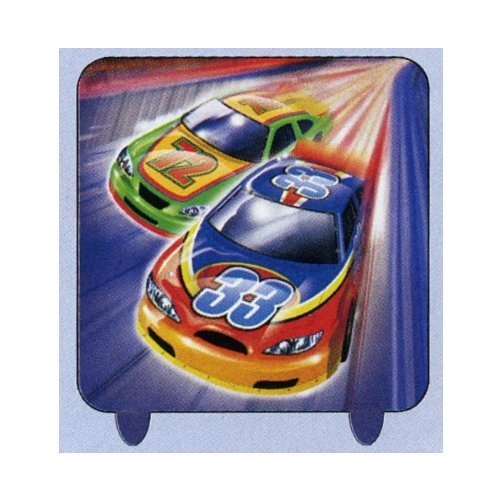 Start Your Engines Cake Candle - 1