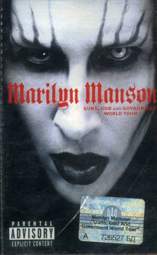 Marilyn Manson - Guns, God And Government - Zortam Music