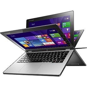 "Lenovo Yoga 2 11.6"" TouchScreen 2-in-1 Laptop PC - Intel Pentium N3520 / 4GB DDR3L / 500GB HD / HD Webcam / WLAN 802.11b/g/n / Bluetooth 4.0 / Windows 8.1 64-bit from Lenovo"