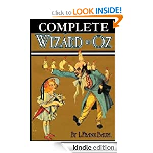 The Complete Wizard of Oz Collection (All 15 books) (Illustrated)