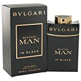 Bvlgari Man in Black Eau De Parfum Spray with Box, 3.4 oz. (100 ml) (Tamaño: 3.4 Ounces)