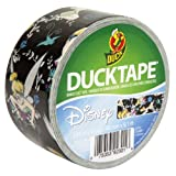 Duck Brand 281970 Disney-Licensed Tinker Bell Printed Duct Tape, 1.88-Inch by 10-Yard, 1-Pack Color: Tinker Bell Office Supply Product