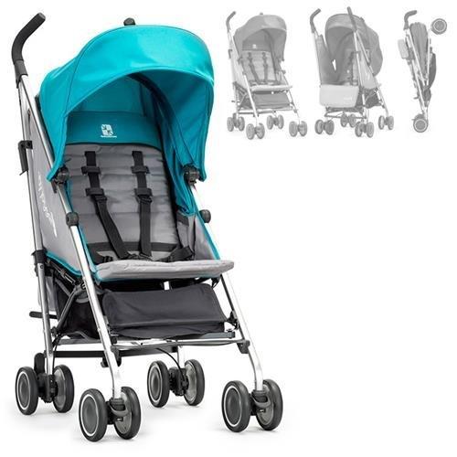 Baby Jogger Vue Lite Umbrella Stroller - Aqua