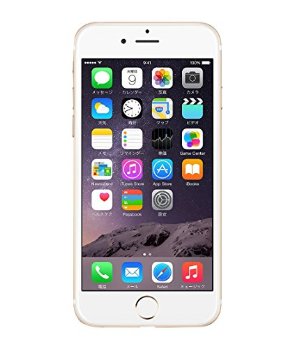 Apple iPhone 6 64GB ゴールド 【docomo 白ロム】MG4J2J