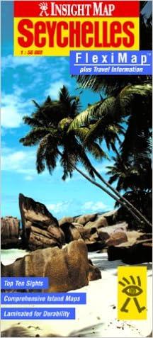 Seychelles Insight Fleximap (Insight Flexi Maps) written by *