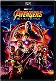Avengers: Infinity War (DVD,2018) New