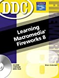 cover of Learning Macromedia Fireworks 8