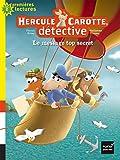 """Afficher """"Hercule Carotte, détective n° 2 Le message top secret"""""""