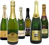 【厳選】世界の美味しいスパークリングワイン 飲み比べ6本セット 750ml×6本