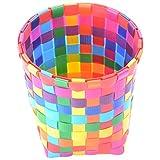 Durable Multipurpose Multicolor Plastic Penstand / Container/ Oragniser