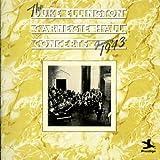 echange, troc Duke Ellington - Carnegie Hall January 1943